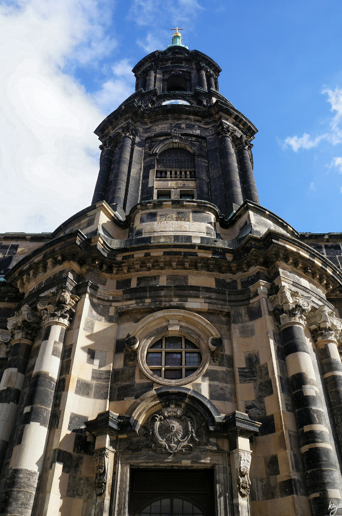 Kreuzkirche, Church of the Cross