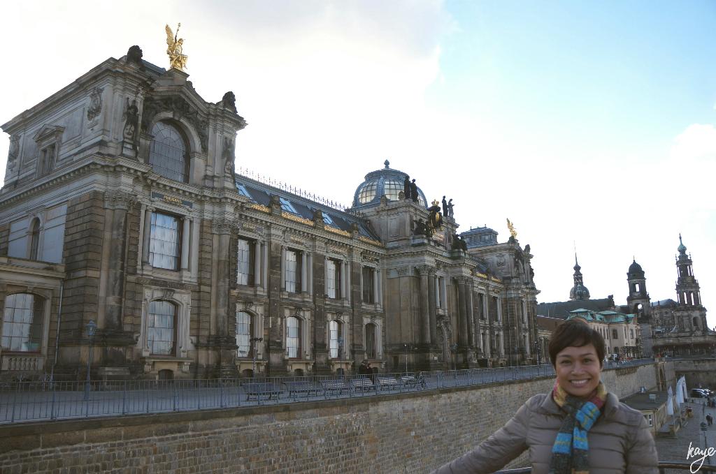 Golden School of Dresden Academy of Fine Arts