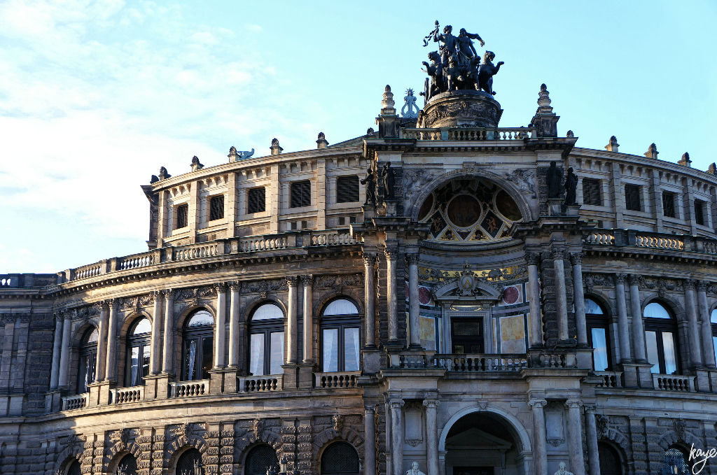 Across the plaza from Zwigger