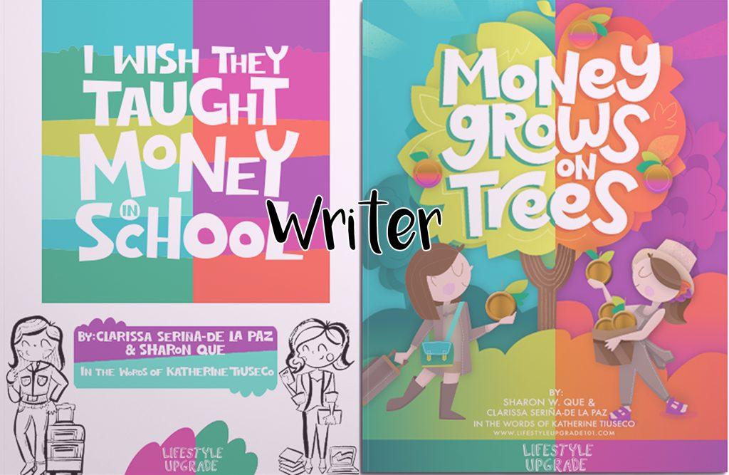 Books I've written