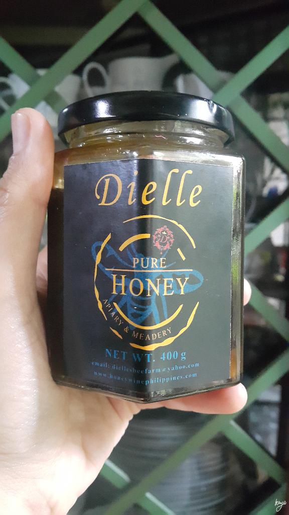Dielle's Pure Honey