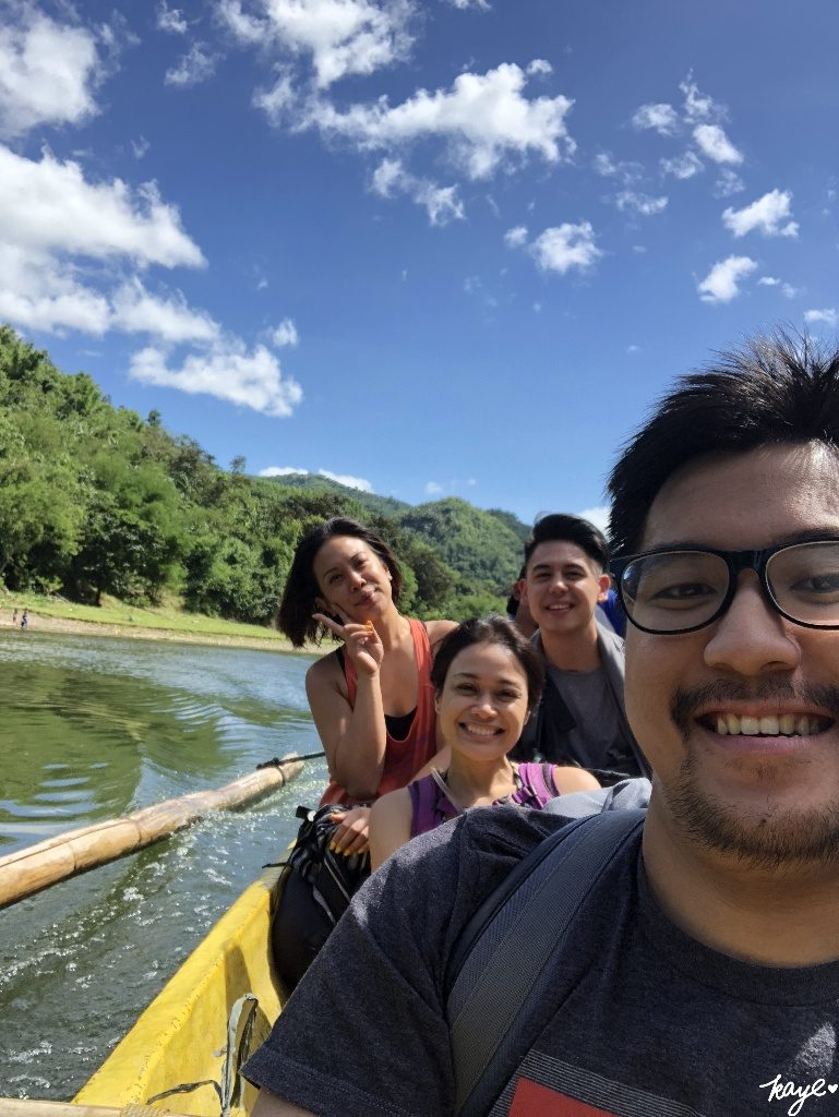 Boat ride on the Wawa