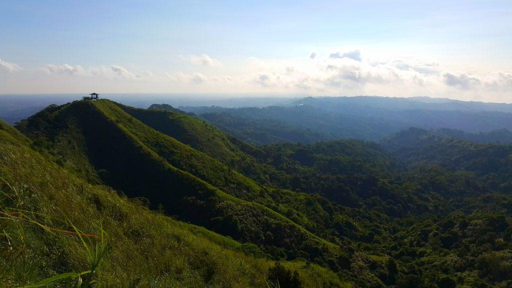 mountain ranges, ridges, valley
