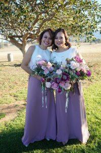Sisters and Bridesmaids