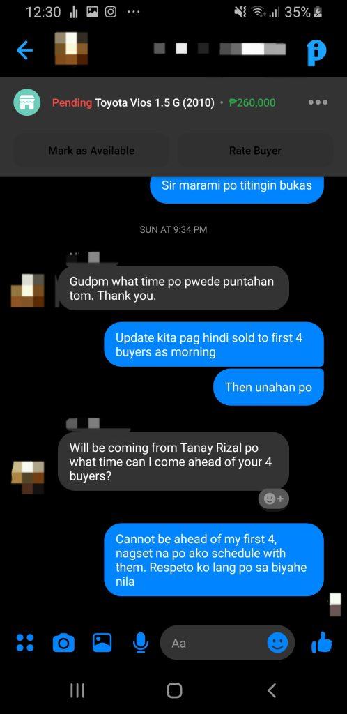 The shortcut buyer